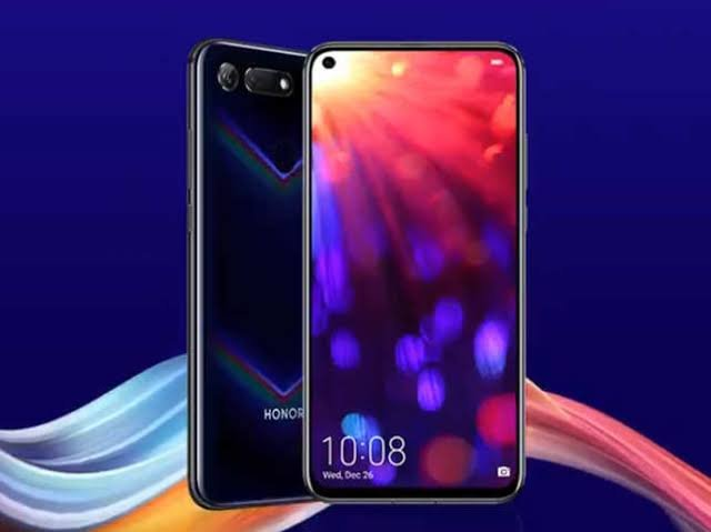 Honor View 20 With 'Hole-Punch' Selfie Camera Design, 4,000mAh Battery Launched: Price, Specifications