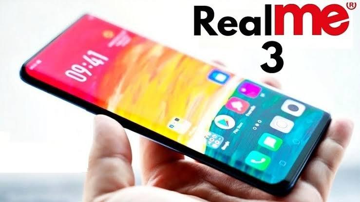 Realme 3 and Realme 3 Pro Price in India, Launch Date.